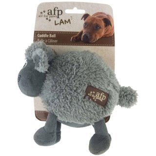 All for Paws Cuddle Ball mit Lammfell