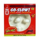 DOGIT Go-Slow Anti-Schling-Napf Blau 1200 ml