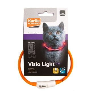 Karlie Visio Light Cat - Grau 35cm
